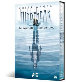 Chriss Angel Mindfreak:Season 4 - (Region 1 Import DVD)
