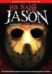Friday the 13th:His Name Was Jason - (Region 1 Import DVD)