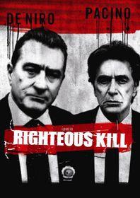 Righteous Kill - (Region 1 Import DVD)