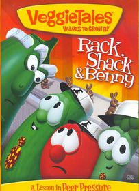 Rack Shack and Benny - (Region 1 Import DVD)