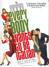 Everybody Wants to Be Italian - (Region 1 Import DVD)