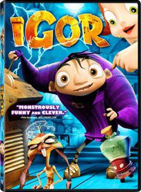 Igor - (Region 1 Import DVD)