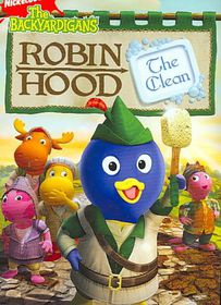 Backyardigans:Robin Hood the Clean - (Region 1 Import DVD)