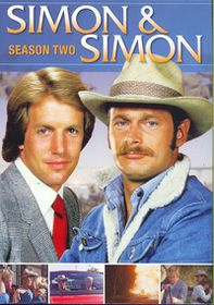 Simon & Simon:Season Two - (Region 1 Import DVD)