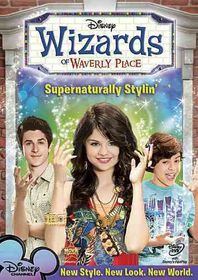 Wizards of Waverly Place:Supernatural - (Region 1 Import DVD)