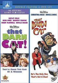 That Darn Cat (65)/That Darn Cat (97) - (Region 1 Import DVD)