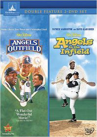 Angels in the Outfield/Angels in the Infield - (Region 1 Import DVD)