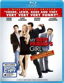 My Best Friend's Girl - (Region A Import Blu-ray Disc)