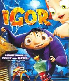 Igor - (Region A Import Blu-ray Disc)
