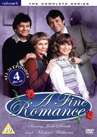 A Fine Romance: Series 1-4 (Box Set) - (Import DVD)