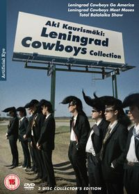 Aki Kaurismaki: The Leningrad Cowboys Collection - (Import DVD)