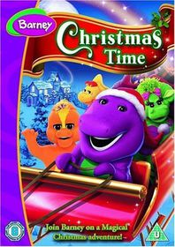 Barney: Barney's Christmas Time - (Import DVD)