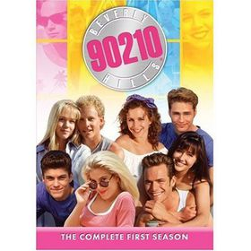 Beverly Hills 90210: The First Season - (Import DVD)