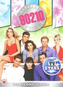 Beverly Hills 90210: The Second Season - (Import DVD)