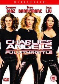Charlie's Angels - Full Throttle - (Import DVD)