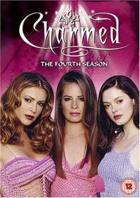 Charmed: Season 4 - (Import DVD)