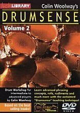 Colin Woolway's Drumsense: Volume 2 - (Import DVD)