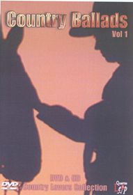 Country Ballads: Volume 1 - (Import DVD)