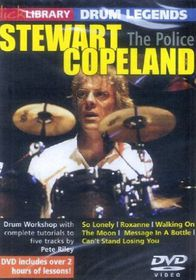 Drum Legends: Stewart Copeland - (Import DVD)