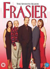 Frasier: The Complete Season 7 - (Import DVD)