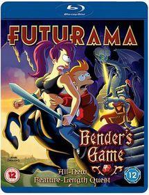Futurama: Bender's Game - (Import Blu-ray Disc)