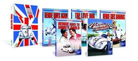 Herbie Collection (Box Set) - (Import DVD)