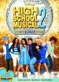 High School Musical 2 (Extended Dance Edition) (Special Edition) - (Import DVD)