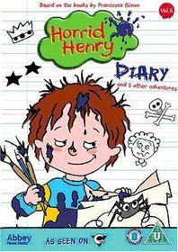 Horrid Henry: Horrid Henry's Diary - (Import DVD)