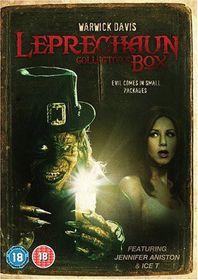 Leprechaun 1-5 - (Import DVD)