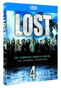 Lost: The Complete Fourth Season - (Import Blu-ray Disc)