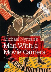 Man With a Movie Camera (Michael Nyman) - (Import DVD)