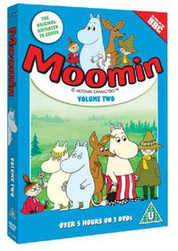 Moomin: The Complete Series 2 - (Import DVD)