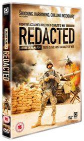 Redacted - (Import DVD)