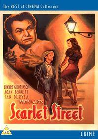 Scarlet Street - (Import DVD)