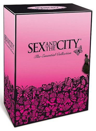 Sex and the city series boxed set