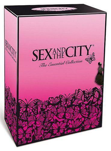 City dvd in set sex