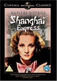 Shanghai Express - (Import DVD)