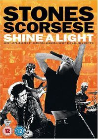 Shine a Light - (Import DVD)