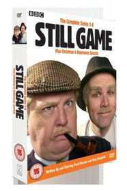 Still Game: Complete Series 1-6/Christmas and Hogmanay Specials (Box Set) - (Import DVD)