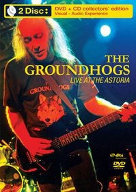 The Groundhogs - Live At The Astoria (DVD)