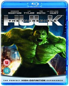 The Incredible Hulk - (Import Blu-ray Disc)