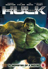 The Incredible Hulk - (Import DVD)