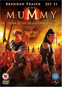 The Mummy: Tomb of the Dragon Emperor - (Import DVD)