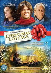 Thomas Kinkade's Christmas Cottage - (Import DVD)