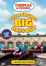 Thomas the Tank Engine and Friends: Little Engines, Big Day Out - (Import DVD)