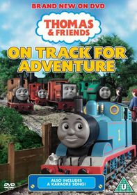 Thomas the Tank Engine and Friends: On Track For Adventure - (Import DVD)