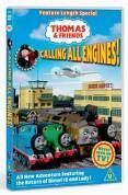 Thomas the Tank Engine: Calling All Engines - (Import DVD)