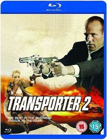 Transporter 2 - (Import Blu-ray Disc)