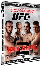 Ultimate Fighting Championship: 83 - Serra vs St. Pierre 2 - (Import DVD)