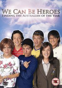 We Can Be Heroes - (Import DVD)